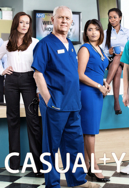 Casualty - Season 35