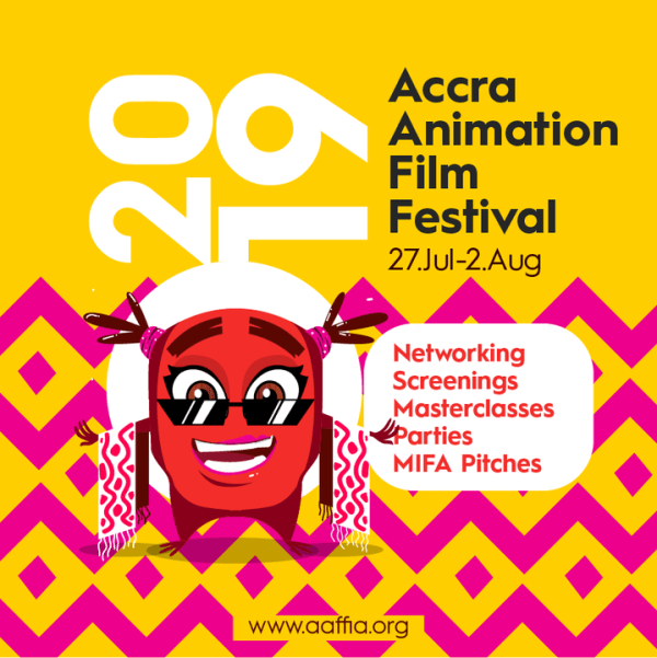 Accra Animation Film Festival 2019