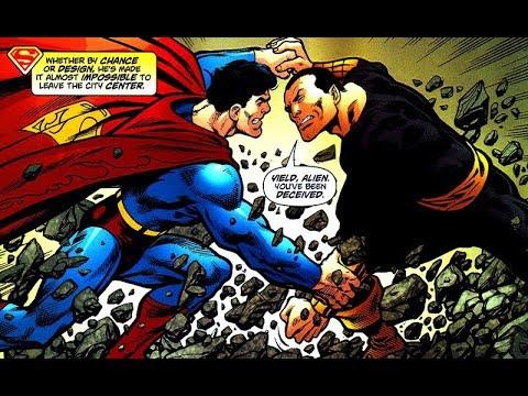 In 'Action Comics' (2005) #831, Superman battles Black Adam.
