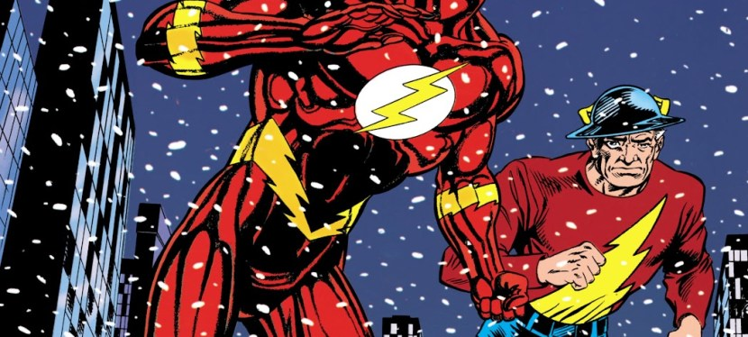 Super Feat of the Day: The Flash (Wally West)