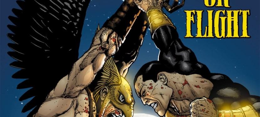 Battles Of The Week: Hawkman vs Black Adam