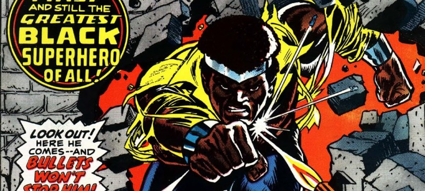 Feat: Luke Cage, 'Power Man #17'