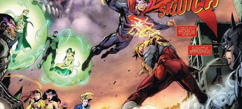 Battles Of The Week: Superman vs He-Man (Re-Published)