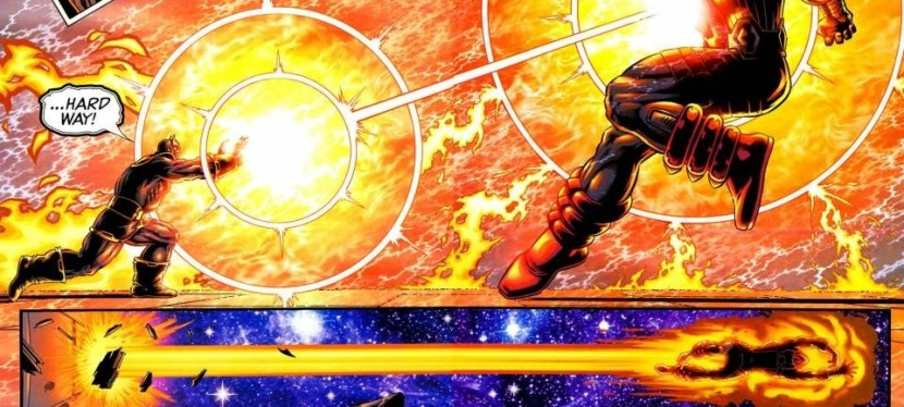 Battles Of The Week: Thanos vs. Galactus (Re-Published)