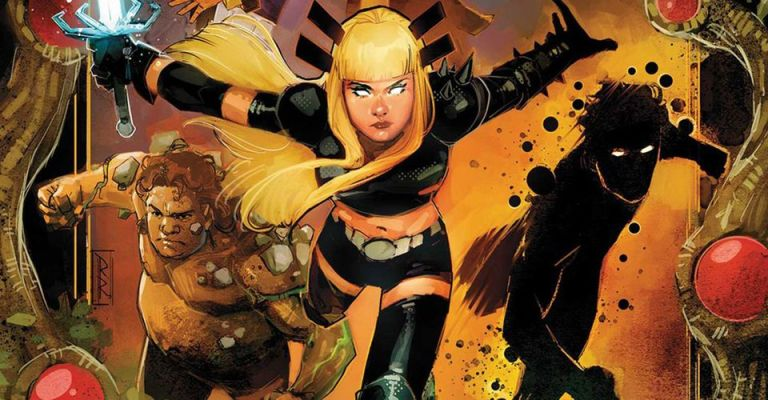 In 'New Mutants' (2020) #1, the New Mutants embark on a space-faring adventure.