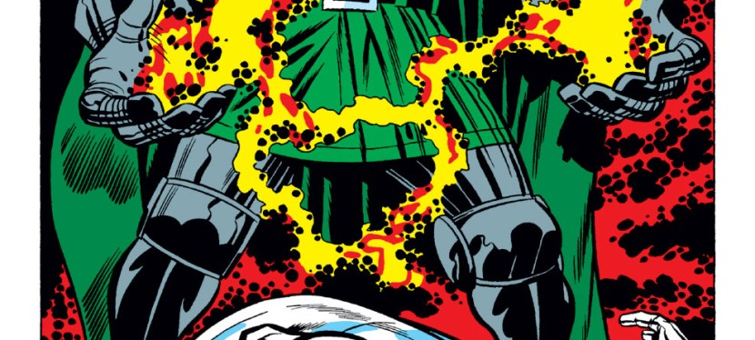 Marvel Day: Doctor Doom Sets The Trap And Steals The Silver Surfer's Power Cosmic