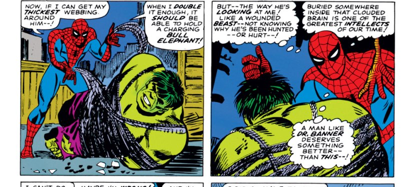 Battles Of The Week: Spider-Man vs Hulk (Re-Published)