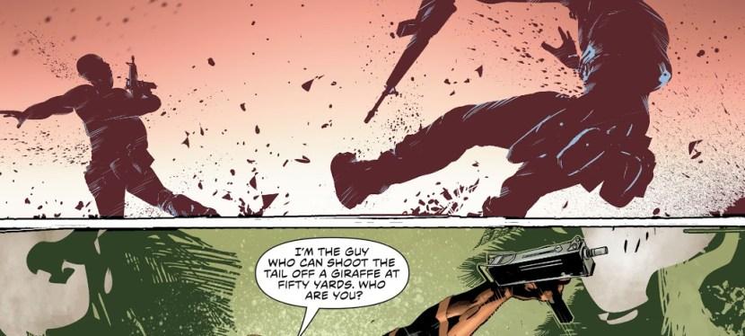Battles Of The Week: Green Arrow vs Deathstroke