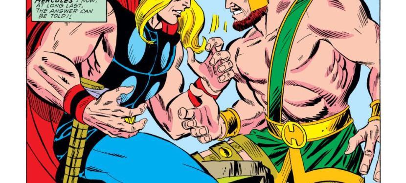 Battles Of The Week: Thor vs Hercules