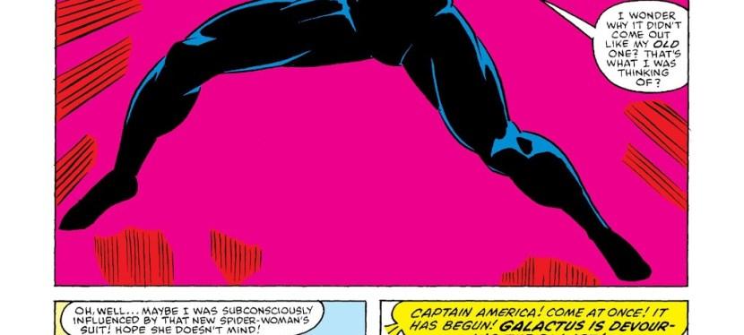 Marvel Day Series: Spider-Man Gets A New Black Costume In The 'Secret Wars' Event On Battleworld