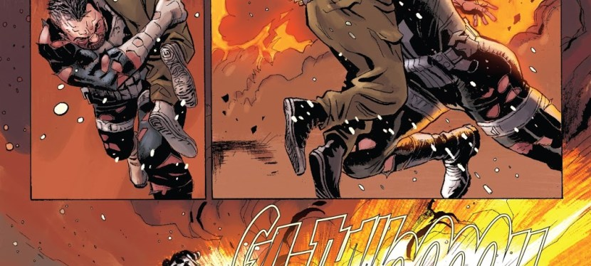 Power Level Explained: Punisher Jumps Off A Five-Story Building Carrying Jigsaw's Son