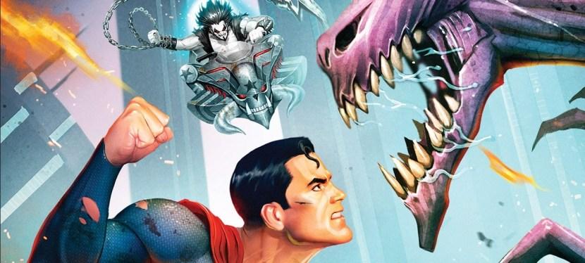 """Superman: Man Of Tomorrow (Blu-ray)"" Review"