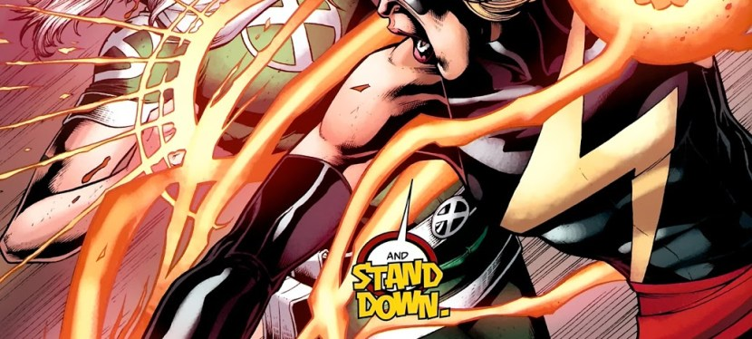 Battles Of The Week: Ms. Marvel vs Rogue (Hero vs Hero)