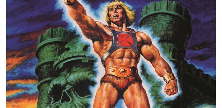"""""""Masters of the Universe Origins He-Man Action Figure"""" Review"""