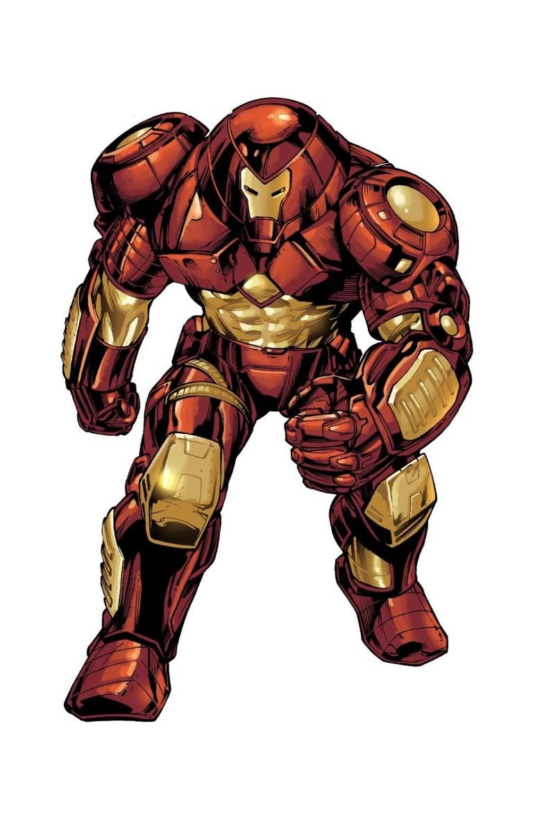 Iron Man Armor Model 13.