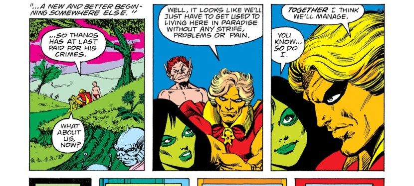 Marvel Day: Having Saved The Universe From Mad Thanos, Adam Warlock's Soul Rests In The Soul Gem Dimension