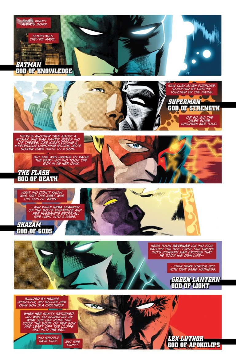 """In """"Justice League: Darkseid War"""", the New Gods of the Justice League are here."""