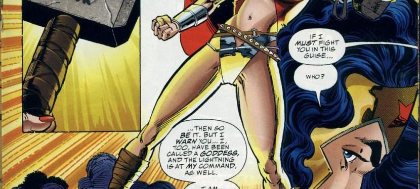 Battles Of The Week: Storm vs Wonder Woman (DC vs Marvel)