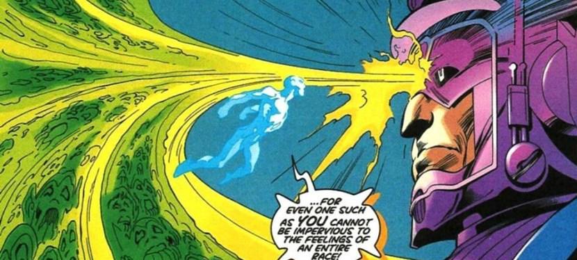 Battle Ranker Competition Round 1: Cyborg Superman vs Professor X