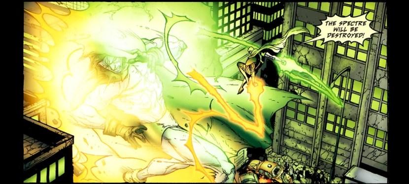 Battle Ranker Competition Round 1: Solomon Grundy vs Green Lantern (Hal Jordan)