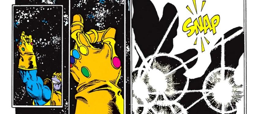 Power Level Explained: Thanos, 'Infinity Gauntlet' #1