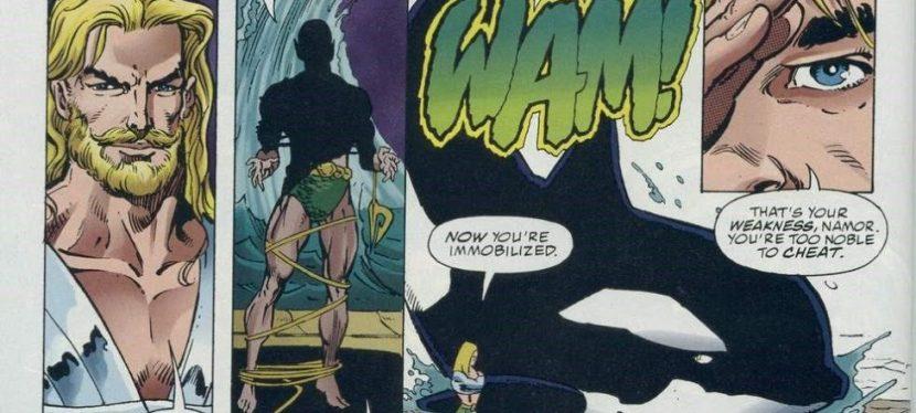 Battles Of The Week: Namor vs Aquaman (DC vs Marvel)