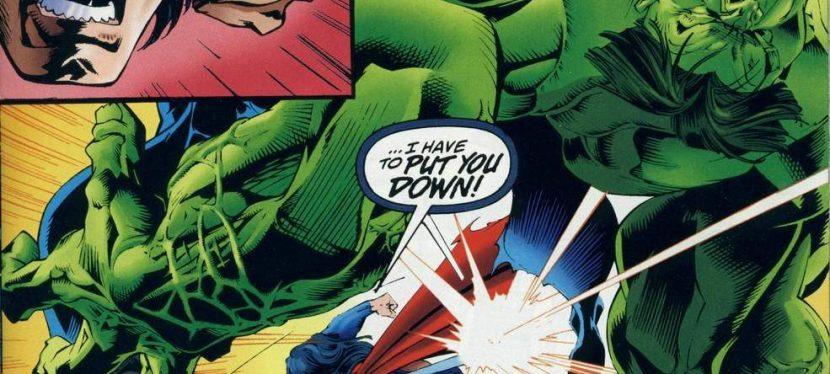 Battles Of The Week: Superman vs Hulk (DC vs Marvel)