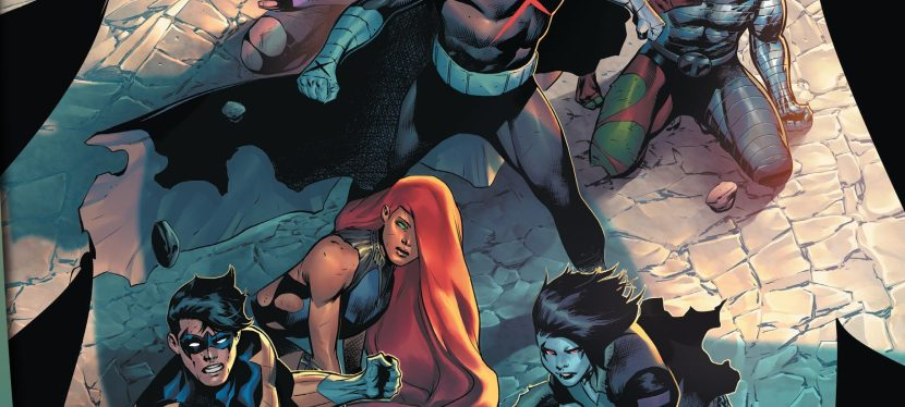 My Comics Reading List For August 2021 (Marvel and DC)