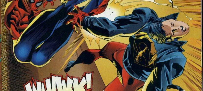 Battles Of The Week: Spider-Man vs Superboy (DC vs Marvel)