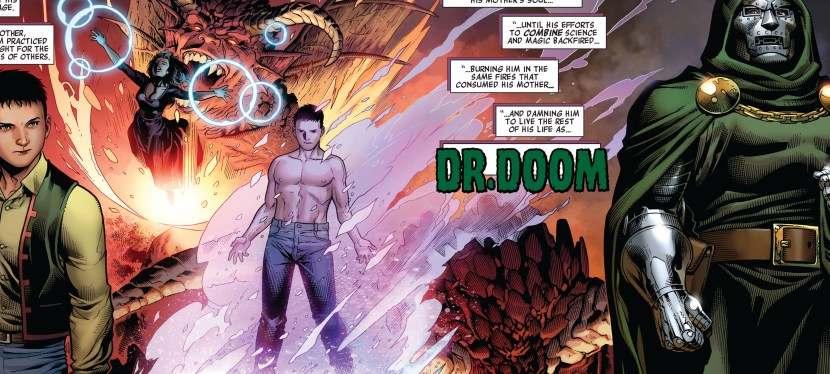 Marvel Day Series: Why Doctor Doom Is Marvel's Greatest Villain