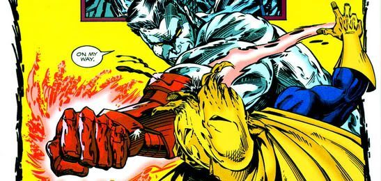 Battle Ranker Competition Round 2: Captain Atom vs Doctor Fate