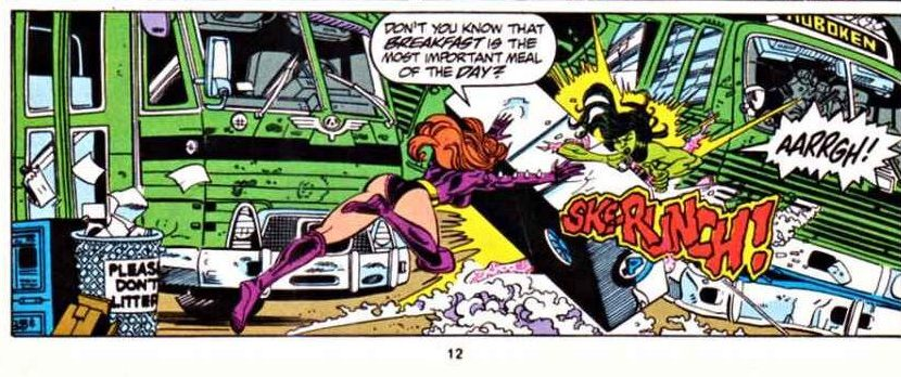 Marvel Day: The She-Hulk/Titania Rivalry Is As Feisty As It Is Flirtatious