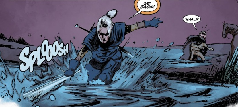 """Dark Horse Day: """"The Witcher: House Of Glass"""" Is The Monster Hunter's First Supernatural Comic Tale Of Horror And Suspense (Part II)"""