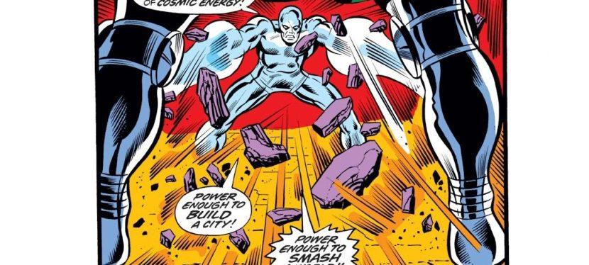 Battle Ranker Competition Round 2: Silver Surfer vs Doctor Doom