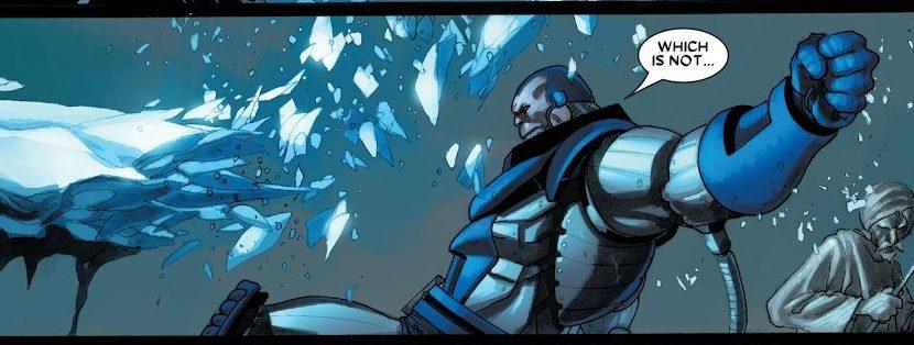 Battle Ranker Competition Round 2: Apocalypse vs Iceman
