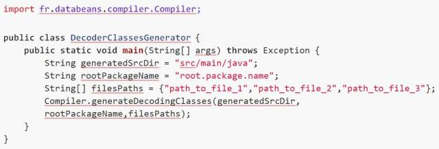 fr.databeans.compiler.Compiler