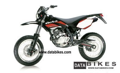 2011 Beta RE RR 125 Enduro Supermoto