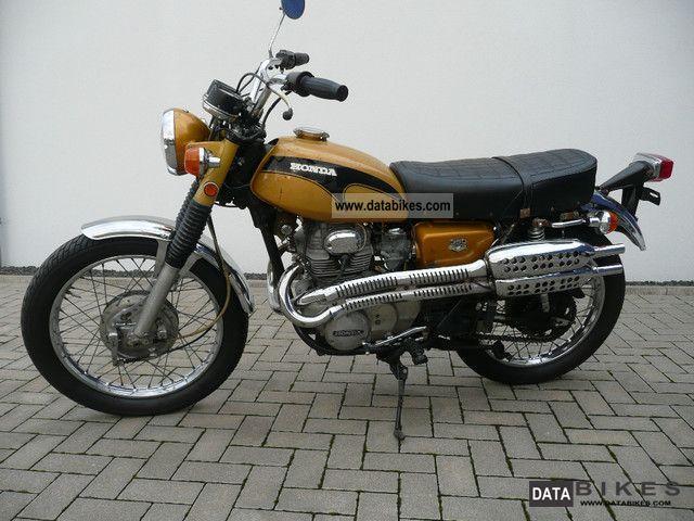 Honda scrambler 350 for Jd motors austin tx