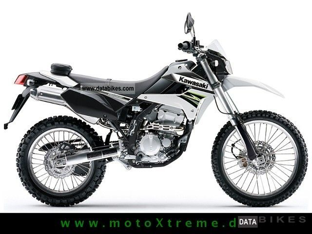2011 Kawasaki KLX 250 Mod.2011 NEW dealer 10% of action