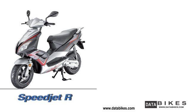 2010 Sachs Speedjet R 50