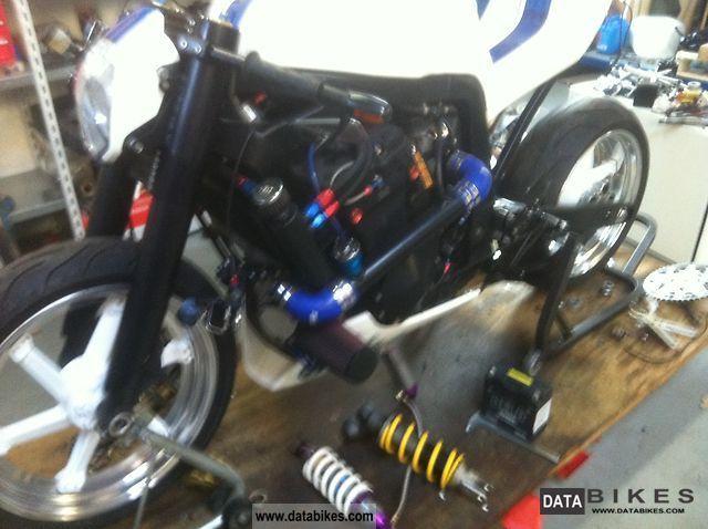 Gsxr 1100 W Turbo Kit | hobbiesxstyle