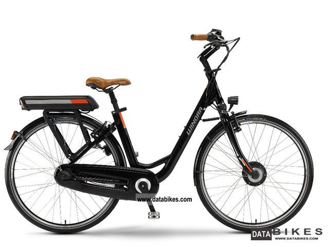 2011 Winora C2 E-Bike Voltrad withdrawal-11AH