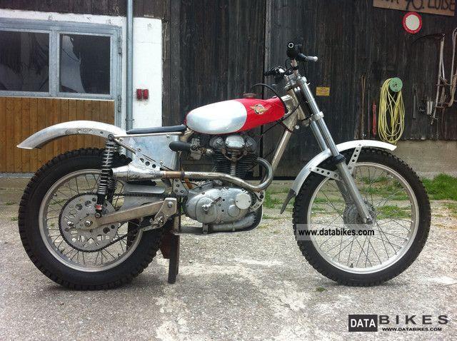Ducati 250 Trial