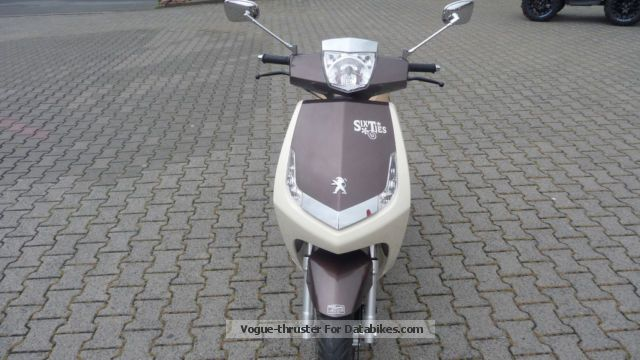 2013 Peugeot Vivacity50 , Sixties Like new condition , 324 km