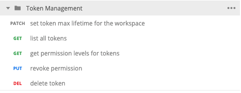Azure Databricks Token Management provides administrators with insight and control over Personal Access Tokens in their workspaces.