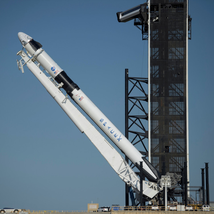 SpaceX reaches for milestone in spaceflight – a private ...