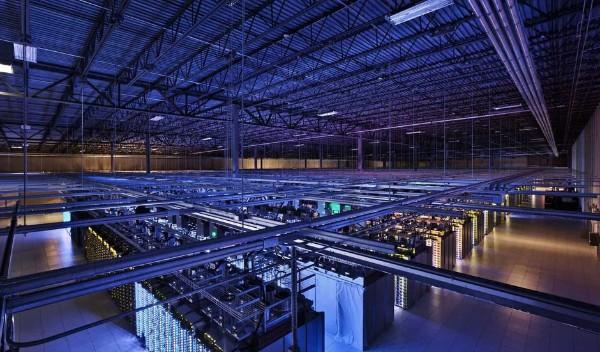 La voracité en eau des datacenters Google