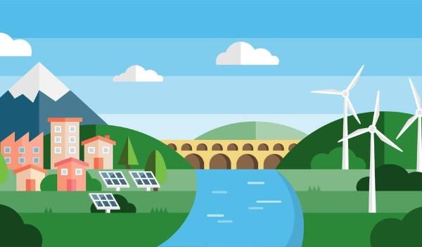 En France, le secteur des énergies renouvelables appelle à une 'accélération'