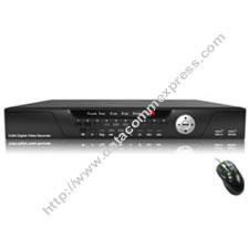 8 Channel H.264 HD NVR