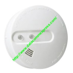 Wireless Interconnect  Smoke Detector for Home Alarm System(DES-14)